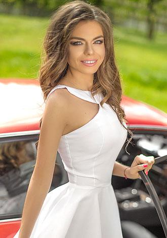 Beautiful Ukrainian lady Marina from Odessa, 22 yo, hair